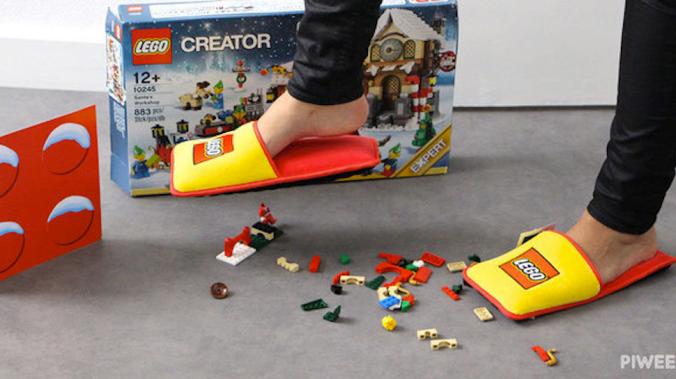 LEGO-SLIPPER