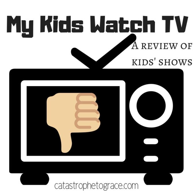 My Kids Watch TV